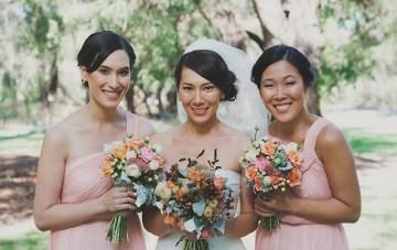 Elegant French and Chinese / Australian Wedding