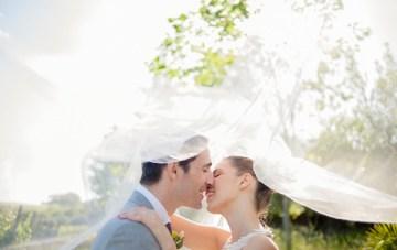 Romantic Peaches And Cream Wedding In Portugal
