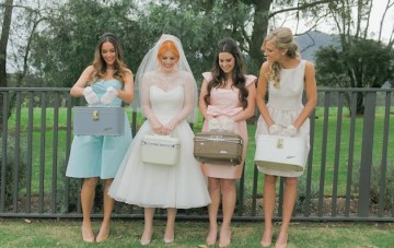 Australian Wedding Film With A Gorgeous 1950s Bride