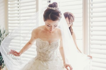 elegant pink and purple wedding | Closer To Love Photography 21