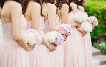 elegant pink and purple wedding   Closer To Love Photography 29