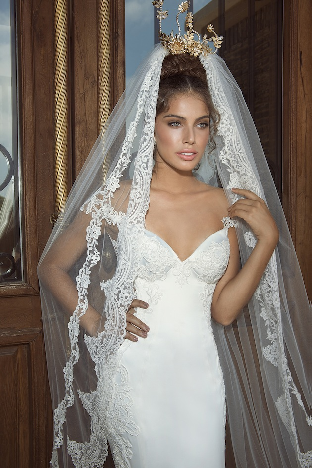 e6926bde5c51 Galia Lahav Wedding Dress Collection 2014: The Empress Collection