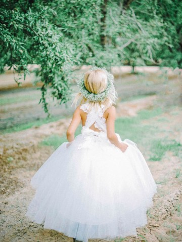 Couture Flower Girl Dresses by Amalee Accessories   Mariel Hannah Photography 20