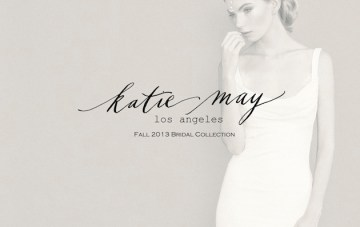 Exclusive First Look At Katie May Bridal Collection Fall 2013