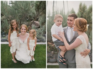 Rustic Little White Chapel Wedding in Idaho – Victoria Greener Photography 1