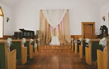 Rustic Little White Chapel Wedding in Idaho – Victoria Greener Photography 42