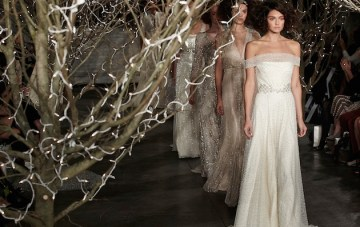 Jenny Packham's Magical Bridal Collection Spring / Summer 2014