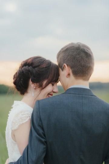 DIY Woodsy Wedding in Belgium | Jonas Peterson Photography 11