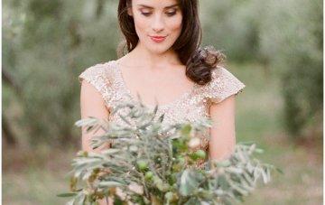 Gold Wedding Dress by Zhavit Tshuba   Gert Huygaerts Photography 15
