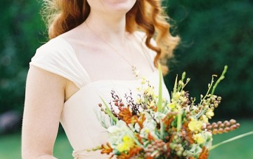 Autumn Wedding   Film Wedding Photography by Depict Photography   Bridal Musings 5