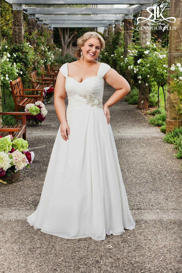 Plus Size Wedding Dresses From 10 of The Top Plus Size Wedding Dress ...