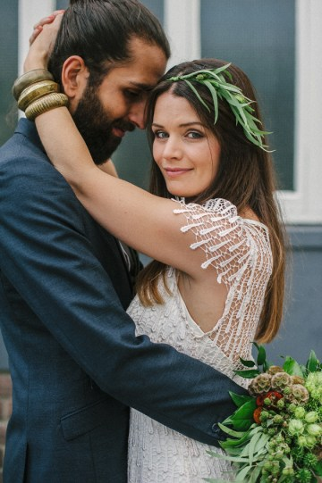 Intimate Bohemian Wedding In A Meadow | Melissa Milis Photography | Bridal Musings 41