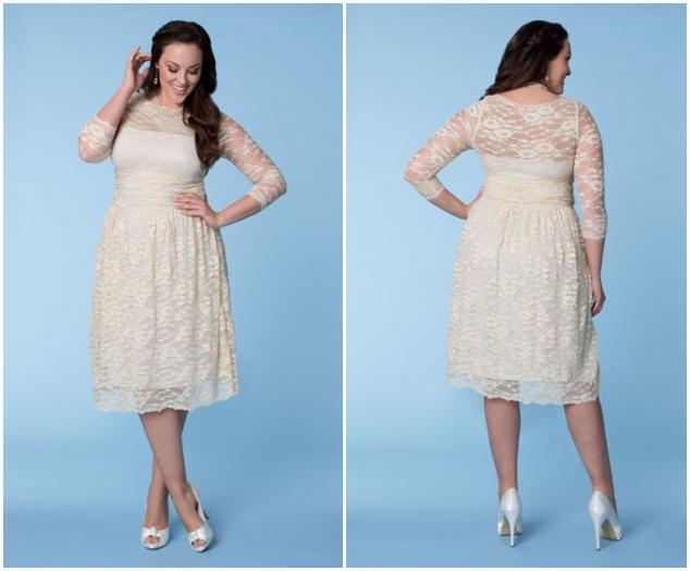8045c10d93f32 Top 10 Plus Size Wedding Dress Designers By Pretty Pear Bride