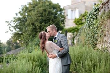 French Chateau Wedding | Dasha Caffrey Photography | Bridal Musings Wedding Blog 42