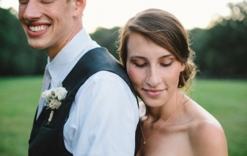 Pink And Gold DIY Wedding On A Farm Ps. The DIY Details Are Off The Charts!