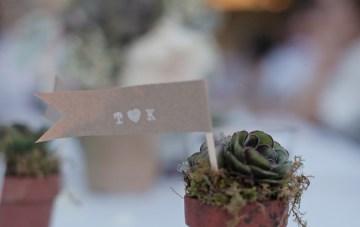 Reem Acra wedding dress | chic California wedding | Traci Griffin Photography | Bridal Musings 38