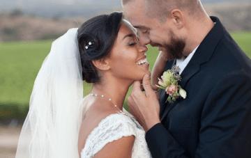 Romantic Vineyard Wedding Anniversary Shoot