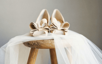 Top 10 Nude Shoes For The Blushing Bride