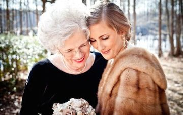 Here Comes The (Mother Of The) Bride: 50 Beautiful Moments for Mother's Day