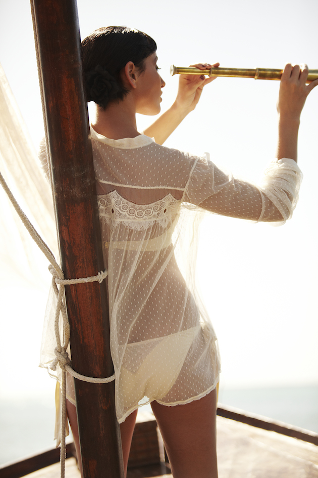 Lingerie Lookbook From Shell Belle Couture Bridal Musings