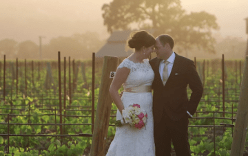 Beautiful Wine Country Wedding Film by Hampton Road Studios