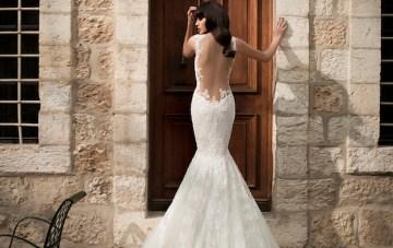 Stunning Wow Factor Wedding Dresses: World Exclusive First Look At Berta Summer Edition 2014