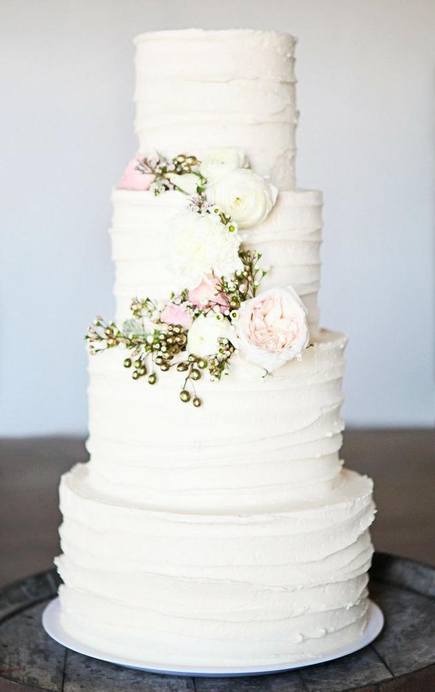 2014 Wedding Cake Trends 3 Buttercream Beauties Bridal Musings