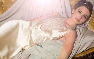 Forget-Me-Not; Sarah Janks 2014 Wedding Dress Collection