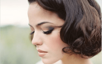 Bridal Bobs: 30 Ways To Style Short Hair For Your Wedding