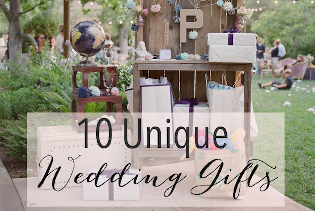 Really Cool Wedding Gifts: Bridal Musings Wedding Blog