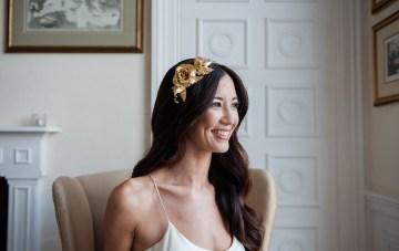 Beautiful Baroque Bridal Shoot | Linen and Silk Weddings | Fiona Kelly Photography | Bridal Musings Wedding Blog 20