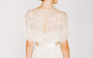 Wedding Hair Inspiration & Tutorials: The French Twist