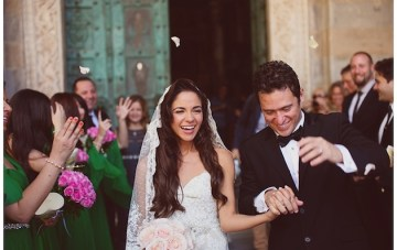 Romantic Amalfi Coast Wedding with a Stunning Cathedral Ceremony
