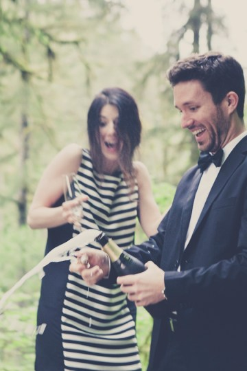 Romantic Woodland Engagement Shoot | Terra Rothman Photography | Bridal Musings Wedding Blog 18