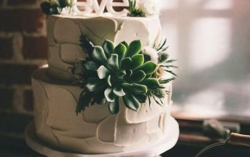 Ultimate Inspiration Guide for Succulents at your Wedding   Bridal Musings Wedding Blog 16