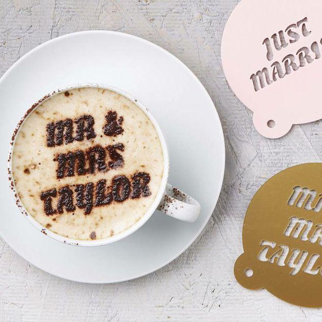 Unique Wedding Gift Ideas | Bridal Musings Wedding Blog 1
