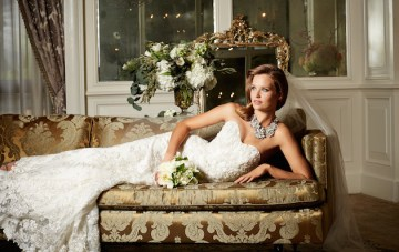 Fit for a Princess; Wtoo Brides Fall 2014 Collection