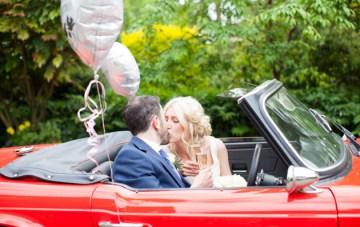 Charming DIY Back Garden Wedding in the English Countryside