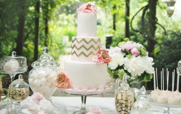 2014 Wedding Cake Trends #7 – Dessert Tables
