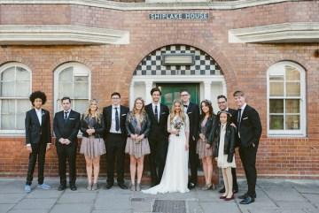 Insanely Cool Shoreditch Wedding   Ellie Gillard Photography   Bridal Musings Wedding Blog 22