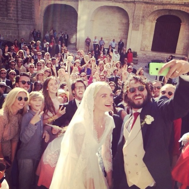 Technology at Weddings | Bridal Musings Wedding Blog