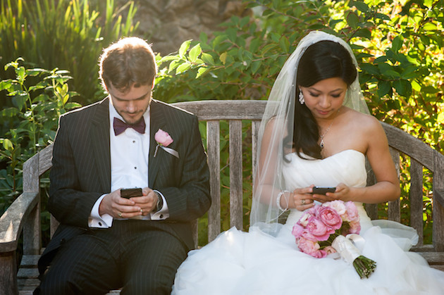 Unplugged vs Plugged-In; Top Tips for Technology Etiquette at Weddings