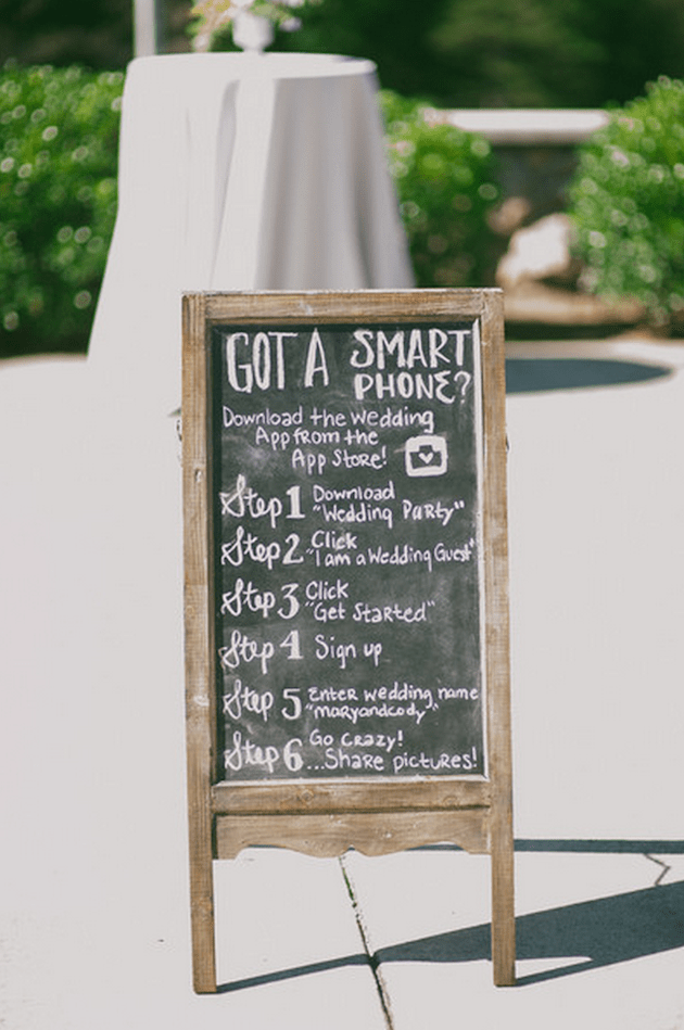 Technology at Weddings | Unplugged vs Plugged In | Bridal Musings Wedding Blog 8