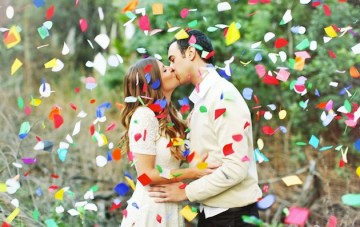 10 Fun And Fabulous Wedding Confetti Ideas