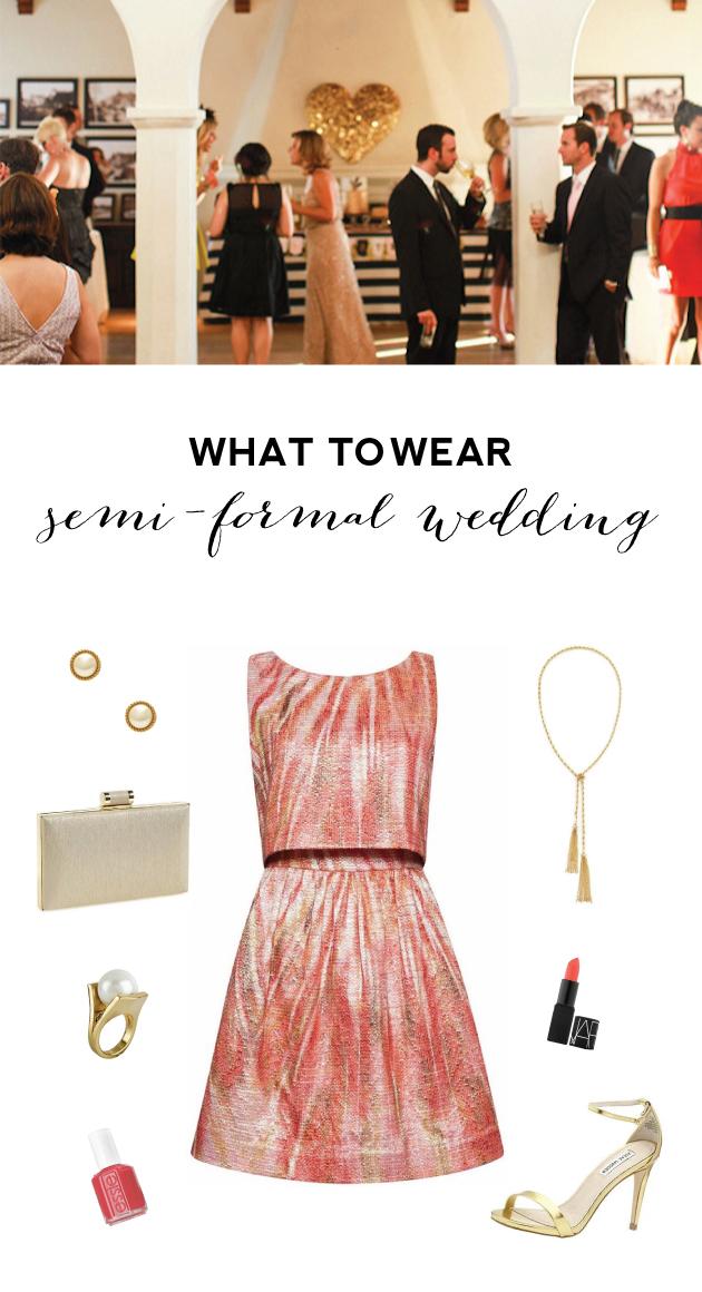 Wedding Attire Definitions