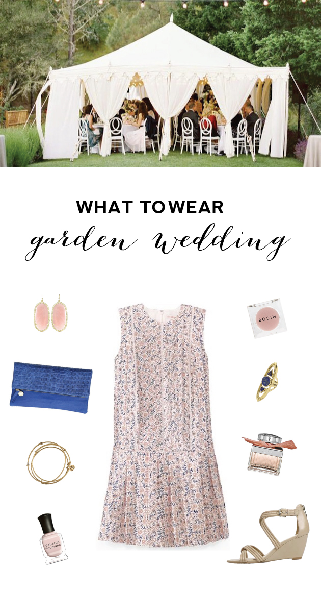 Wedding Guest Attire - What to Wear to a Garden Wedding