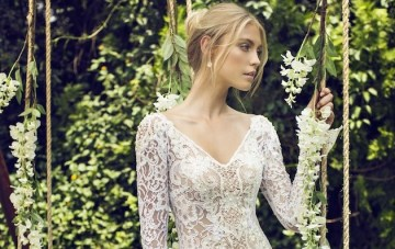 Is This The Sexiest Wedding Dress Collection Ever?