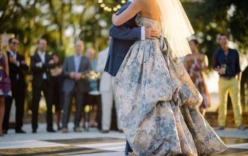 15 (Head-Over-Heels Gorgeous) Floral Wedding Dresses