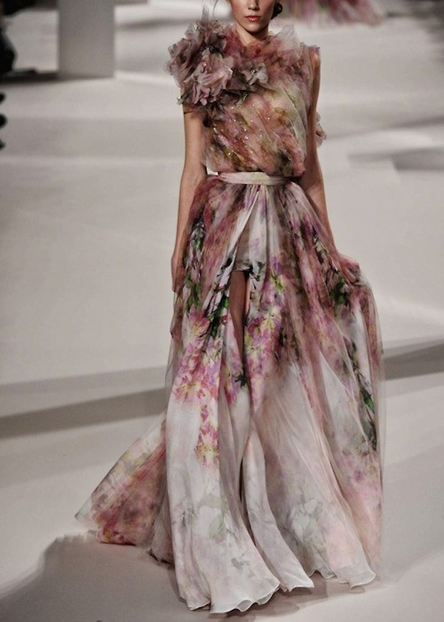 Bridal Dresses 2014: Romance on the Head