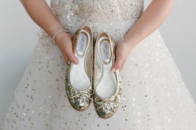 15 ways to wear flat shoes at your wedding junglespirit Image collections